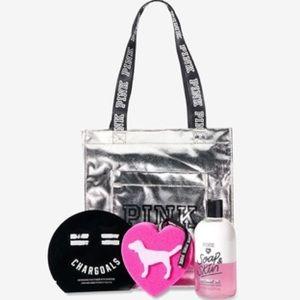 PINK Victoria's Secret Tote Bundle